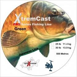 XtremCast X-PRO Green