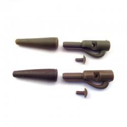 Lead Clip com Pin de Segurança
