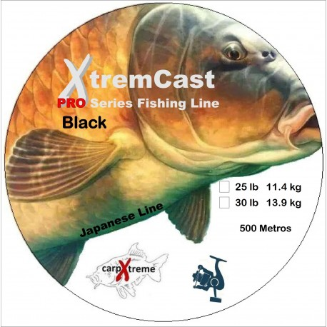 XtremCast X-PRO Black