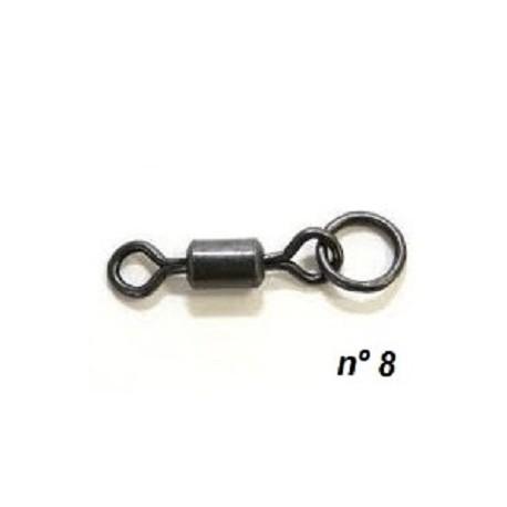 Destorcedor nº8 com Flex Ring